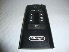 Genuine Delonghi Black Ac Air Remote Control & Free Shipping