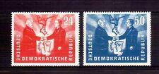 GERMANY DDR 1951 Polish visit set MLH