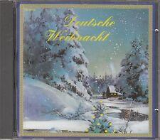 VARIOUS ARTISTS Deutsche Weihnacht CD