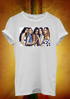 Fifth Harmony Band Ally Normani Dinah Men Women Unisex T Shirt Tank Top Vest 42