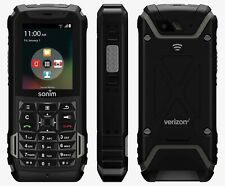 Sonim Xp5 Xp5700 4Gb Black Verizon Rugged Basic Phone with WiFi Feature and Ptt