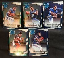 2017 Panini Donruss Optic Football Rated Rookie Cards Lot You Pick
