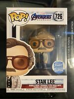 Funko Pop! Marvel Avengers Endgame - Stan Lee - Shop Exclusive #726