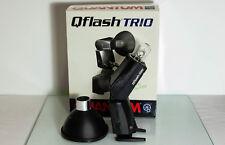 Quantum Instruments Qflash QF8C Shoe Mount Flash for Canon