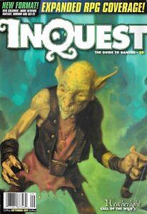 Inquest Magazine #029 Sept 1997