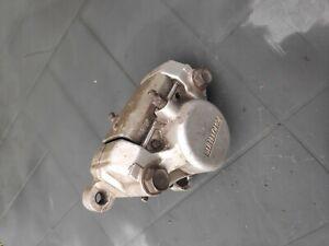 yamaha vmax v-max vmx1200 rear brake caliper silver & pads