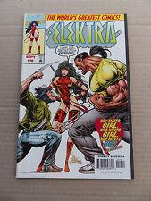 Elektra  10  . Marvel 1997 -  VF