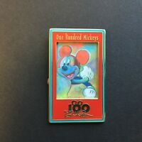 DLR - One Hundred Mickeys Pin Series MM 087 - Store Bag Mouse Disney Pin 14811