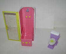 Dora The Explorer Bathroom Dollhouse Furniture Shower Bathtub toilet Replacement