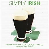 VARIOUS ARTISTS -SIMPLY IRISH - 2 CD SET - NEW