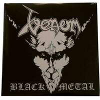 Venom Black Metal 180g 2 LP Double Gatefold Vinyl Record Sealed New