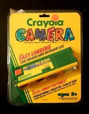 Crayola Green Kids 110 Film Camera - - 1997 New Cr106-L