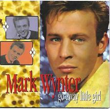 MARK WYNTER Go Away Little Girl The Pye Anthology DoCD Joe Brown Sequel Records