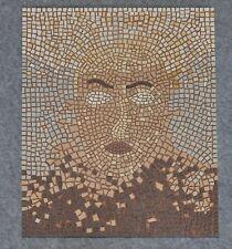 Other Art Supplies Mosaico Murale Stilizzato Rappresentazione Uno Kopfes Von Vera Arno Anni 70 Anni