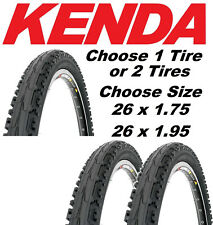 "1 or 2Pack Kenda Kross Plus K847 26"" x 1.75 or 1.95"" Urban Semi Slick Bike Tire"