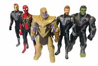 "Hasbro Marvel Avengers Endgame Titan Series 12"" Action Figures inc Thanos & Hulk"