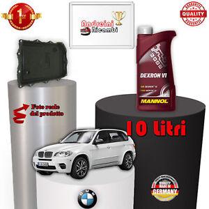 Set Filter Austausch Automatisch Und Öl BMW X5 E70 Xdrive 30 D 180KW 2010-> /