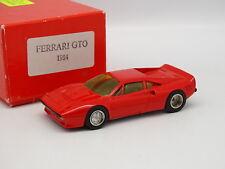 Record Kit Montado Resina 1/43 - Ferrari GTO 1984 Rojo