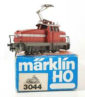 MARKLIN 3044 HO AC 3 RAIL- GERMAN DB CLASS EA 800 ELECTRIC SHUNTER