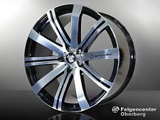 Lombartho 22 Zoll Felgen Mercedes ML GLE 166 167 + AMG Modell Wheels 2020