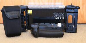 Nikon MB-D18 Multi-Power Battery Grip for Nikon D850! Excellent Condition! Nice!