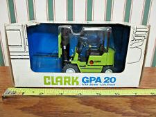 Clark GPA 20 Forklift By Ertl 1/25th Scale >