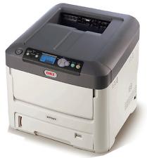Okidata C711WT White Toner Transfer Printer   62439301