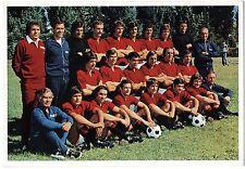 Cartoncino Squadra Torino Calcio Apribile 1972/73 cm 16,5 x 24 (Retro Autografi