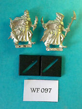 Warhammer Fantasy - Dark Elf - Black Arc Corsairs x2 - Metal WF97