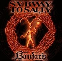 "SUBWAY TO SALLY ""BANNKREIS"" CD NEU"
