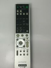 Sony RM-PP760 Home Theater AV System Remote Original HT-4800DP HT-5800DP Tested