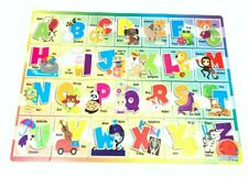 MasterPieces Sing-A-Long Alphabet  24 Piece Kids Puzzle with Sound Chip