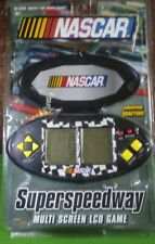 TECHNOSOURCE NASCAR SUPERSPEEDWAY MULTI SCREEN LCD GAME