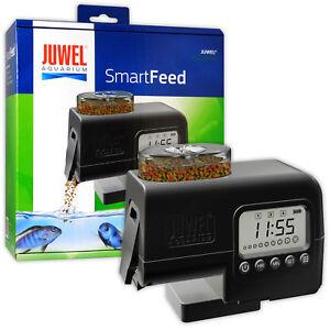 Genuine Juwel Holiday Fish Tank Automatic Flake Pellet Food SmartFeed Feeder New