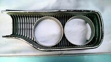 1970 PLYMOUTH B-BODY ROADRUNNER SPORT SATELLITE HEAD LIGHT BEZEL 2998011 2998013
