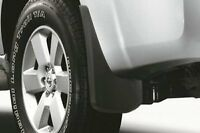 Nissan Pathfinder Genuine Mud Flaps Guards Mudguards Rear - 999J2XU00004