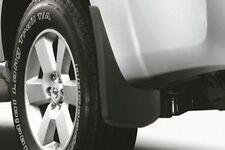 Nissan Pathfinder Genuine Mud Flaps Guards Mudguards Rear - 999J2XU00004 PEN