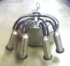 Vintage The Surge Cow or Dairy Milker Stainless Steel Babson Brothers Co.