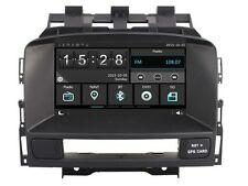 "7"" Car DVD Player GPS Radio Stereo 2DIN for Opel Astra J 2010-2017 NAVI WiFI"
