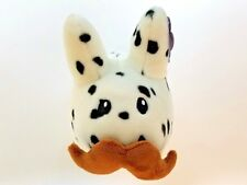 "Dalmatian 14"" Happy Labbit Plush by Frank Kozik Dalmation Stuffed Toy"