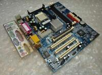 Albatron PM266A PRO Socket PGA 478 Motherboard Complete With I/O Plate and CPU