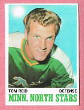 1970-71 70-71 O-PEE-CHEE OPC ROOKIE #43 Tom Reid RC SET BREAK (2)