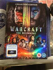 WARCRAFT THE BEGINNING DVD Brand New & Sealed