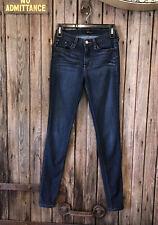 "KANCAN SKINNY Mid Rise Skinny Jeans Stretch W25"""