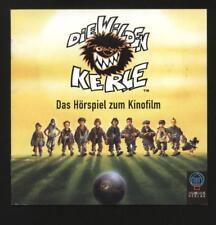 Schöne CD: Die Wilden Kerle - Das Original-Hörspiel zum Kinofilm