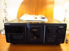 ***SPECIAL TODAY*** Sony CDPCX455 400 DISC CD PLAYER MEGASTORAGE JUKEBOX IN BOX
