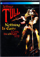 JETHRO TULL nothing is easy live at the isle &wight 1970 DVD NEU OVP/Sealed