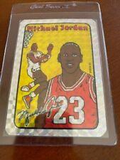 1985 Michael Jordan Prism Jewel Rookie
