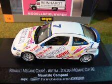 1/43 Onyx XCL99006 Renault Megane Coupe Artem Italian Megane Cup 98 M. Campani