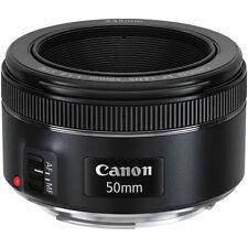 Sale Canon Ef 50mm f/1.8 Stm Lens 0570C002 Summer Splash Deals retail Box